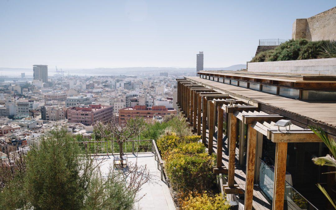 Alicante sabe a verano en Restaurante La Ereta